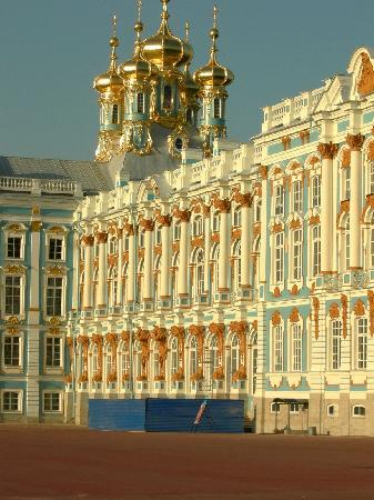 Catherine The Great S Summer Palace Picture Of St