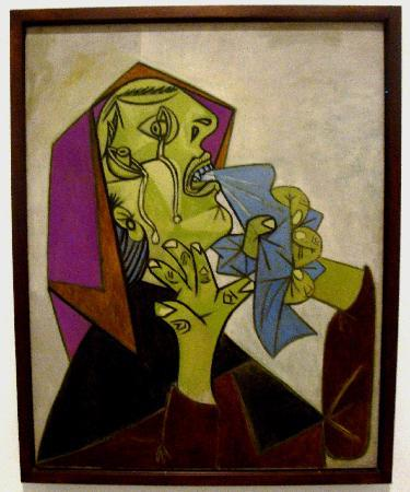 Picasso in Madrid museum