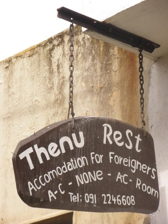 Thenu Rest Guest House: Home