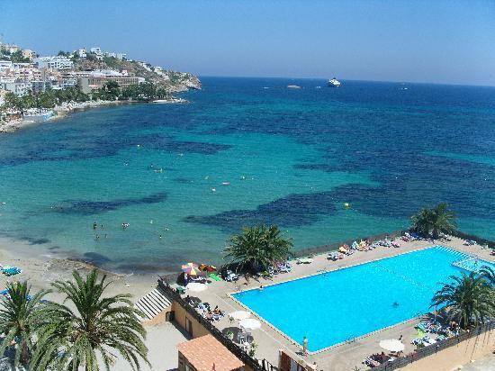 Hotel ibiza playa espagne voir les tarifs 26 avis et for Piscine ibiza avis