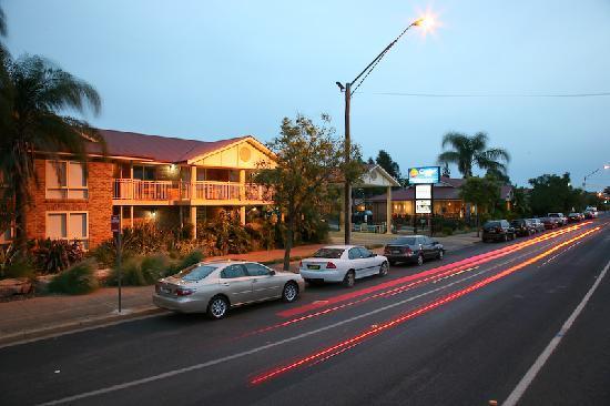 Comfort Inn Blue Lagoon: Motel