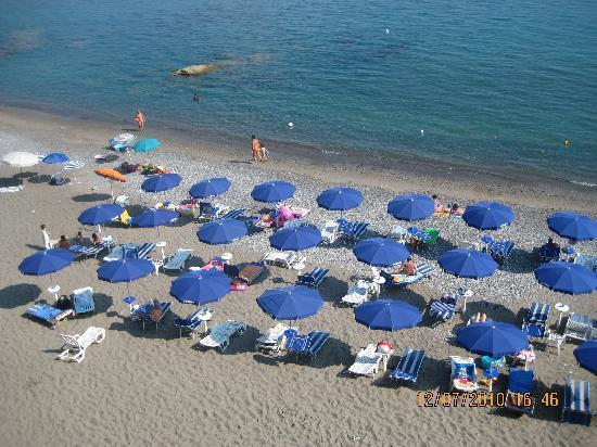 Villammare, إيطاليا: dalla terrazza della ns.camera
