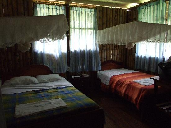 Yarina Eco Lodge: Our room