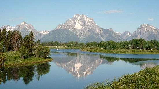 Signal Mountain Lodge: Don't miss Oxbow Bend
