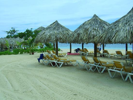Iberostar Grand Hotel Rose Hall: The beach.