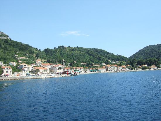 Lopud Island: Lopud Harbour