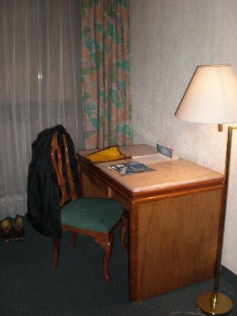 Hotel El Diplomatico: desk