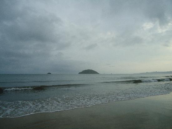 Las Cabanas del Capitan: Hermosa playa