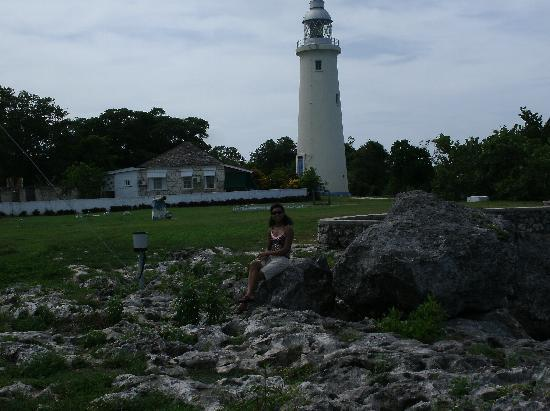 Couples Swept Away: Light House on Negril Cliff