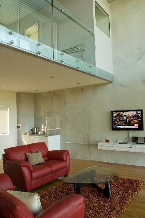 The Bunyip Scenic Rim Resort: Mezzanine apartment