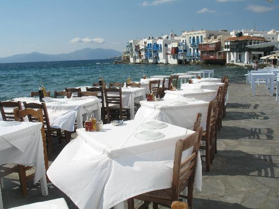 Poseidon Hotel - Suites: Little Venics is a short walk away