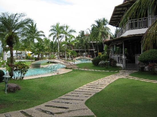 Sabin Resort Hotel: the Sabin pool