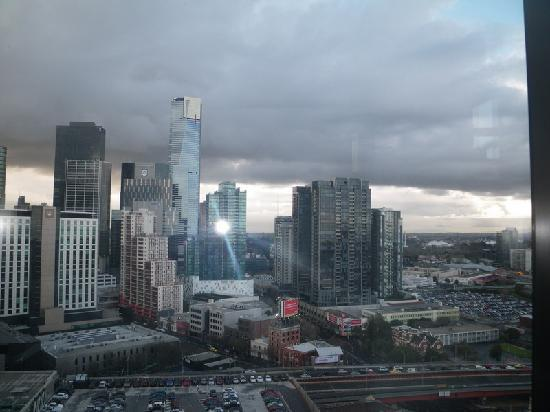 ‪‪Crown Metropol Melbourne‬: Melbourne: Crown Metropol: View from Room‬
