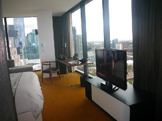 Crown Metropol Melbourne: Melbourne: Crown Metropol: Room