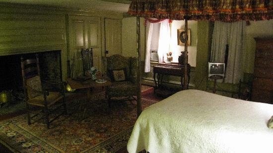 Salem Ma Room 2 In The Daniels House