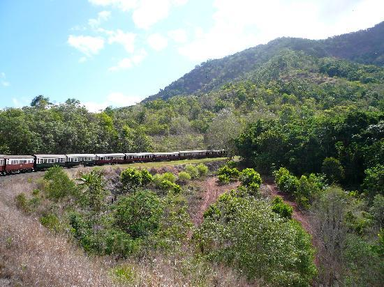 World Heritage Kuranda Tour-AAO: 世界の車窓から