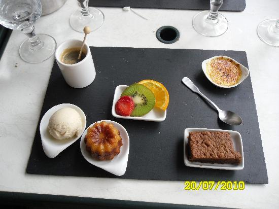La Gavotine: Dessert