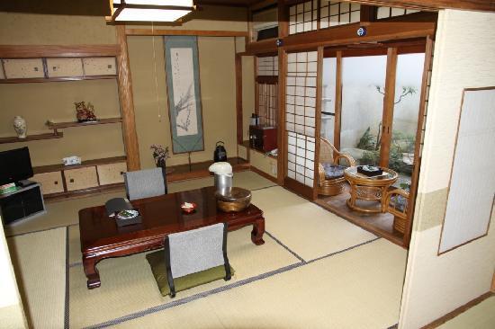 Norennoyado Meigetsu: Inside our room