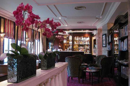 Hotel Papadopoli Venezia MGallery by Sofitel: le bar