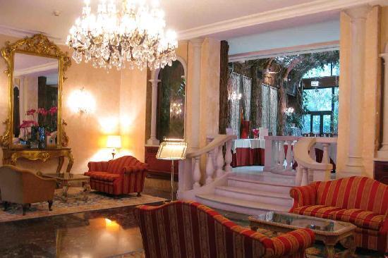 Hotel Papadopoli Venezia MGallery by Sofitel: le hall
