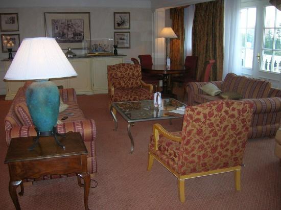 Disneyland Hotel: Salon 2