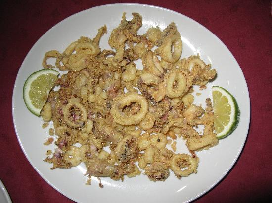 La Nassa: fritto misto