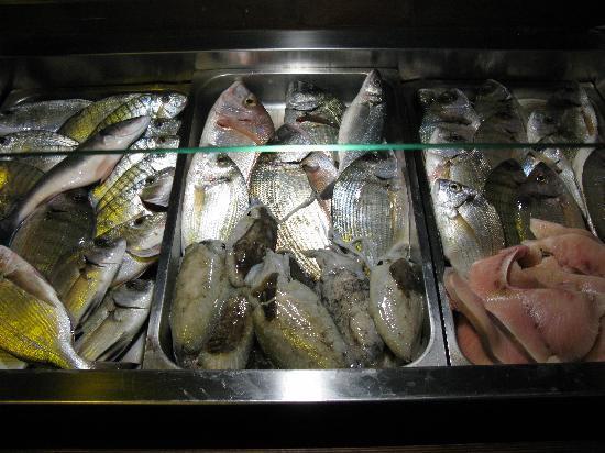 La Nassa: pesce fresco