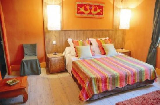 room Tangérine
