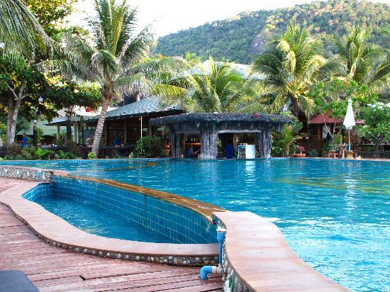 Koh Phangan Dreamland Resort: The pool