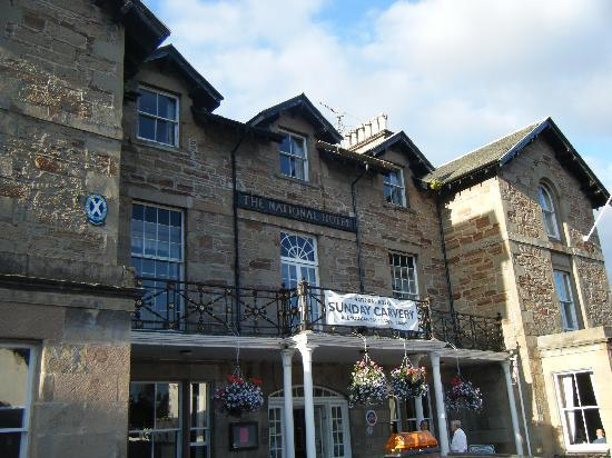 National Hotel Dingwall: lovely hotel the best in dingwall