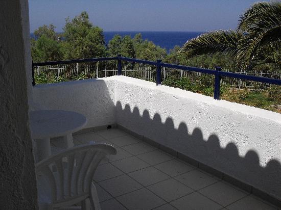Peninsula Resort & Spa : terrasse