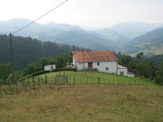 Etxalar, สเปน: seuls ou presque au gîte