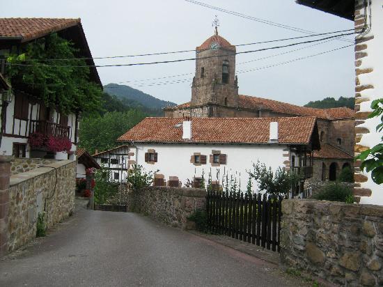 le village d'Etxalar