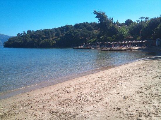 Grecotel Eva Palace: Beach