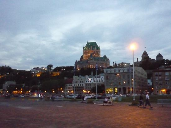 Hotel Le Germain Quebec: Lovely area