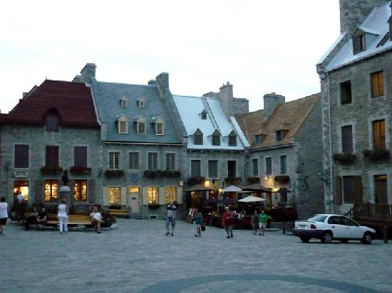 Hotel Le Germain Quebec: Beautiful area to visit