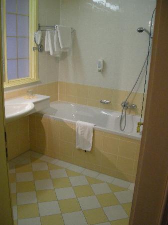 AVITA Resort: Washroom