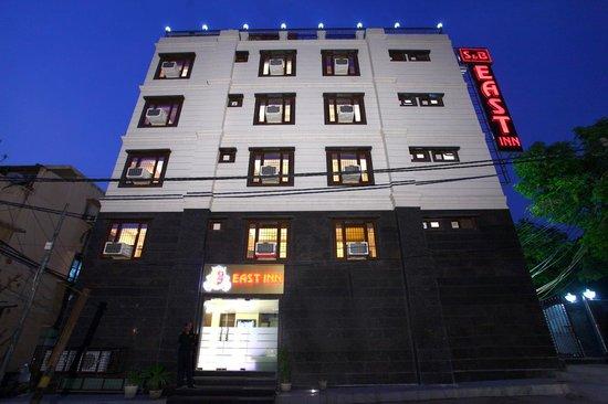 S&B East Inn Hotel: bulding
