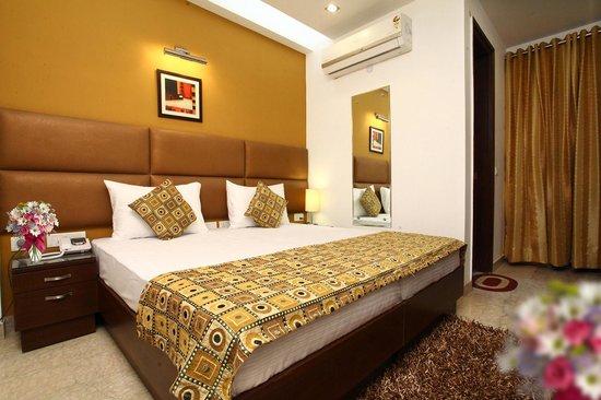 S&B East Inn Hotel: delux room