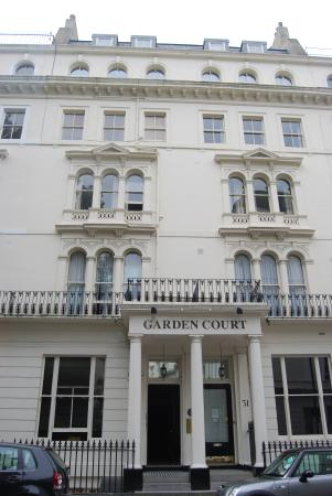 Superb The Garden Court Hotel Photo
