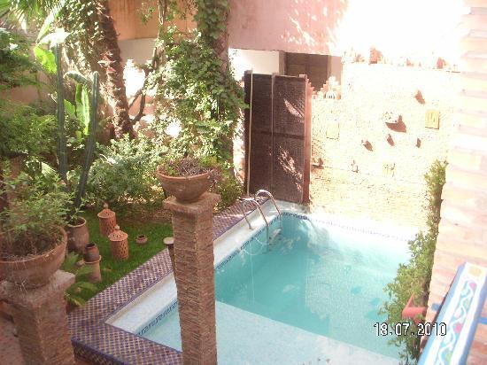 梅克內斯摩洛哥式中庭旅館照片