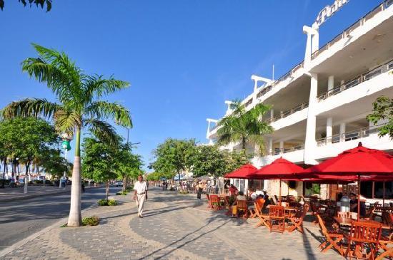 Park Hotel: En el marco de la bahía mas hermosa de América