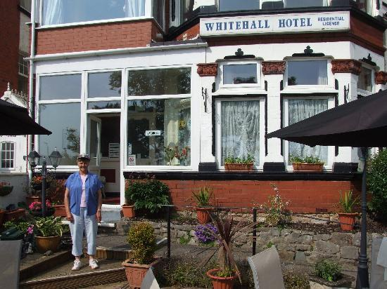 Whitehall Guest House: Front of Hotel