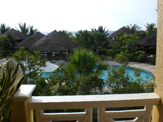 Puerto Del Sol Beach Resort: our view