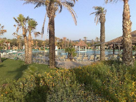 Hotel Villaggio Stella Maris: piscina tropicale