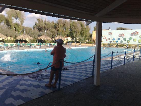 Hotel Villaggio Stella Maris: piscina 25 mt.