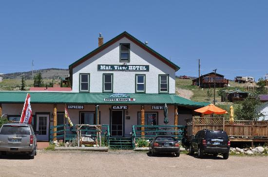 Mountain View Historic Hotel: A Special Place