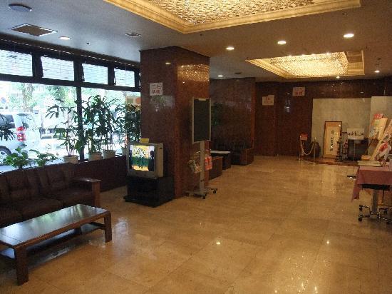 Marroad Inn Omiya: 1Fフロアー