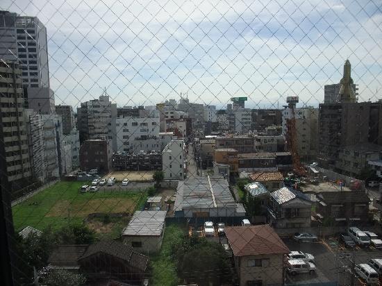 Marroad Inn Omiya: 眺望