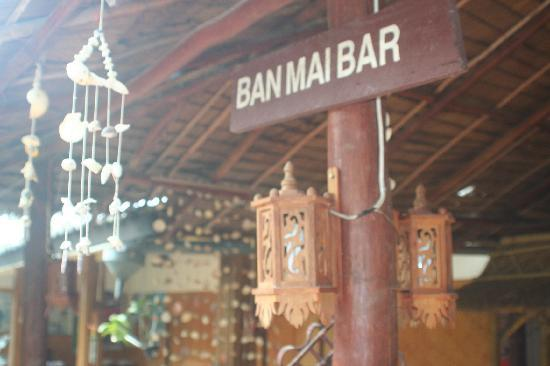 Koh Kwang Resort : Restaurant & bar